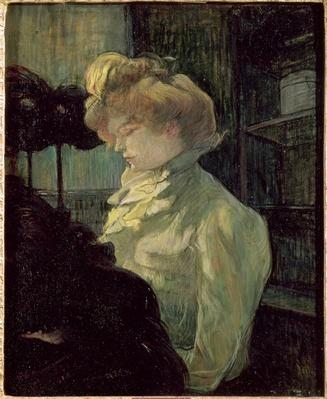 The Milliner, 1900