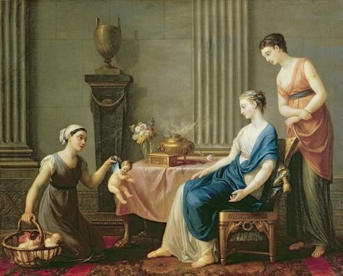 The Seller of Loves, 1763