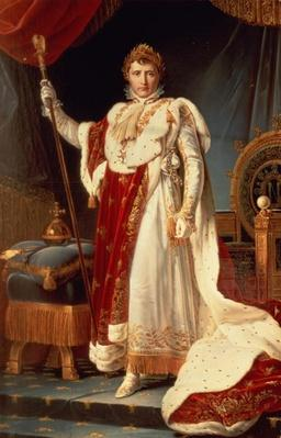 Napoleon in Coronation Robes, c.1804