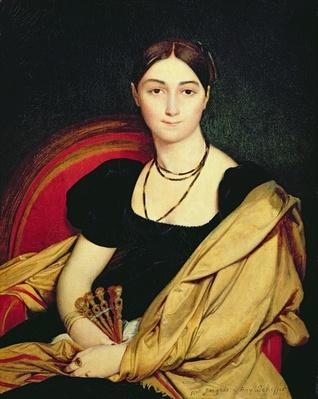 Madame Devaucay, 1807