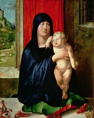 Madonna and Child, c.1496-99