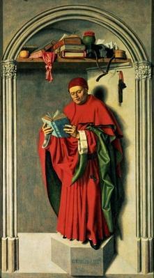 The Prophet Jeremiah, 1443-45