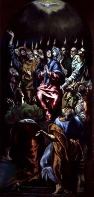 The Pentecost, c.1604-14