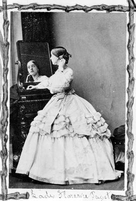 Lady Florence Paget, c.1864