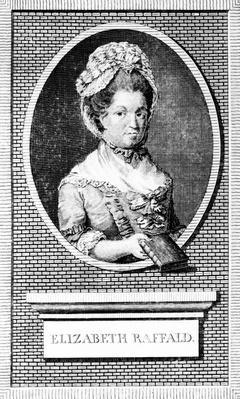 Elizabeth Raffald, 1782