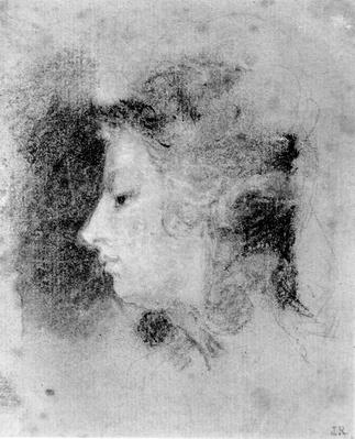 Mary 'Perdita' Robinson, c.1783