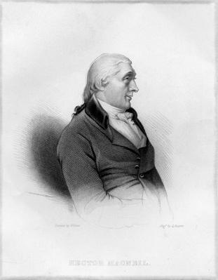Hector Macneill, engraved by John Rogers