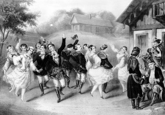 Polish Folk Dance