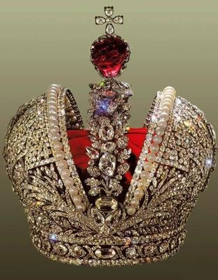 The Crown of Tsar Nicholas II, 1762