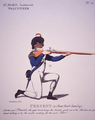 St John Southwark Volunteer, Present, 1798