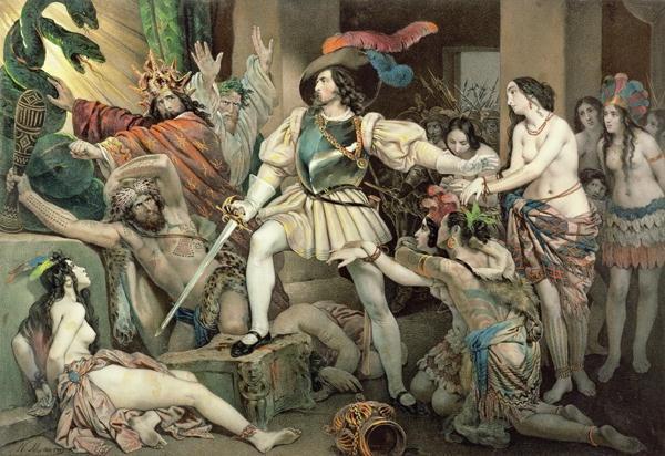 Conquest of Mexico: Hernando Cortes | PBS LearningMedia
