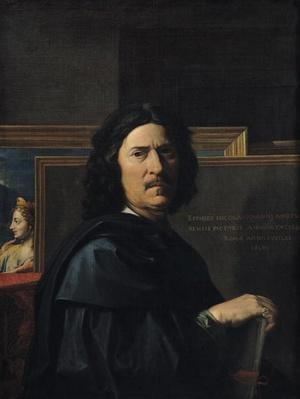 Portrait of the Artist, 1650
