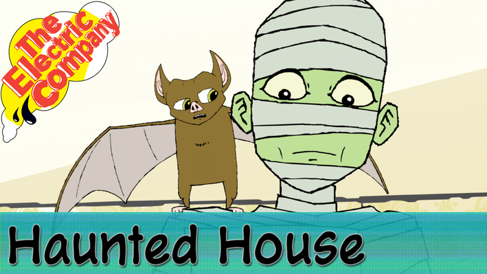 Haunted House: Coughing Kitty