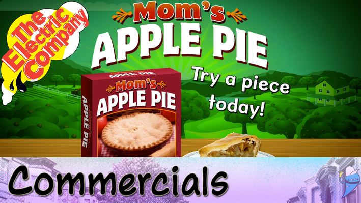 Commercial: Apple Pie