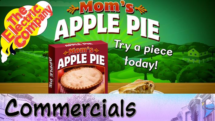 Commercial: Apple Pie