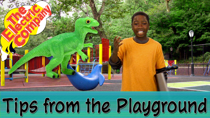 Tips from the Playground: Dinosaurs