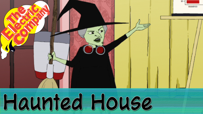 Haunted House: Household Supplies