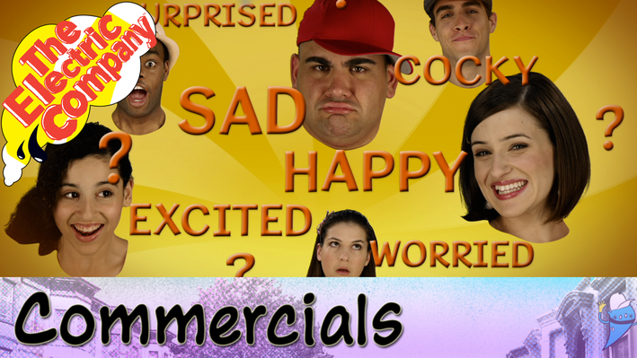 Commercial: Expression!