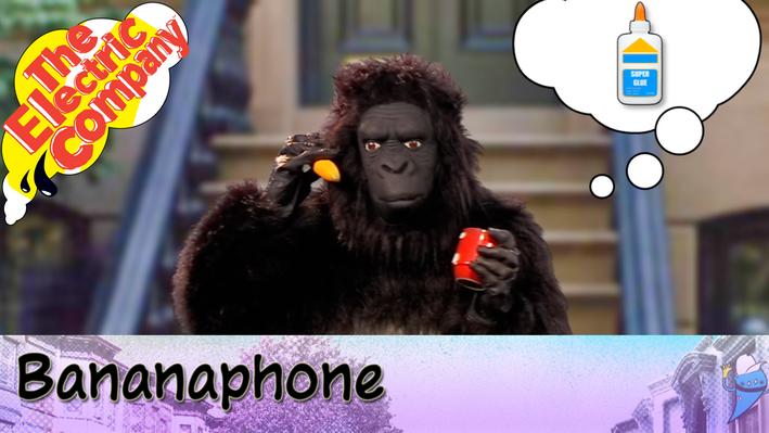 Bananaphone - UE