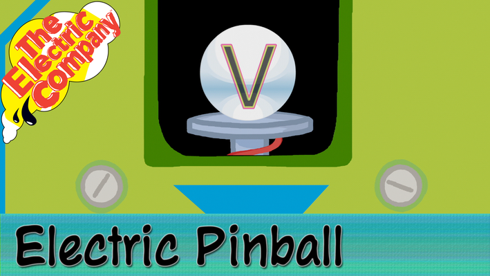 Electric Pinball - V
