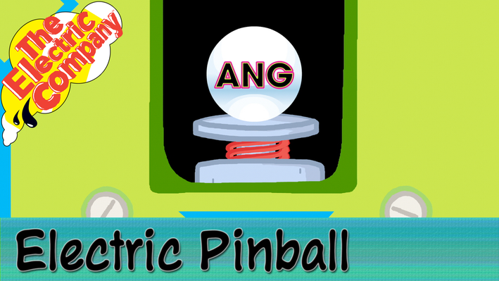 Electric Pinball - AVE -ANK and -ANG