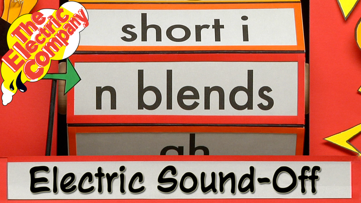 Electric Sound Off - N Blends