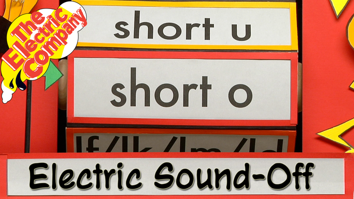 Electric Sound Off - Short O