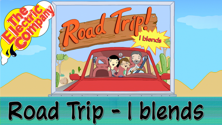 Road Trip - L Blends