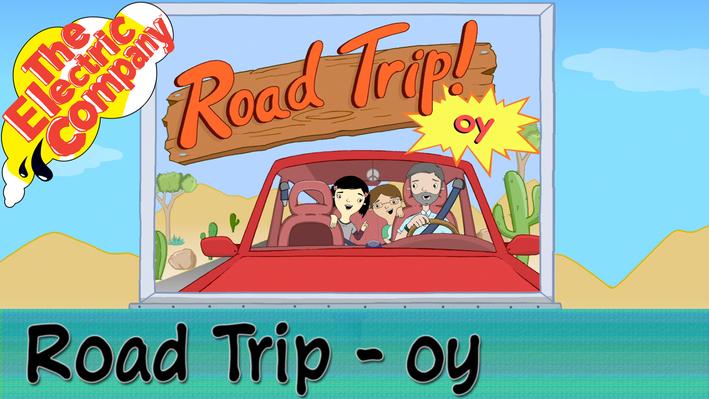 Road Trip - OY