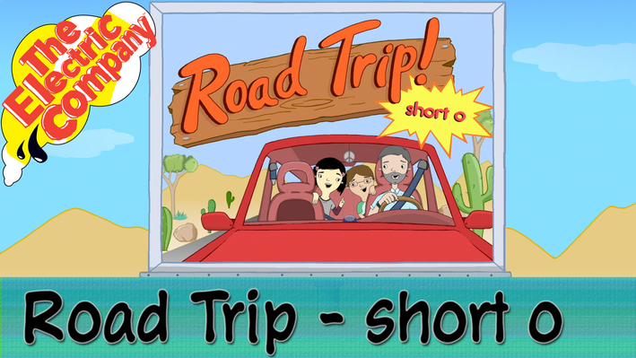 Road Trip - Short A and Short O