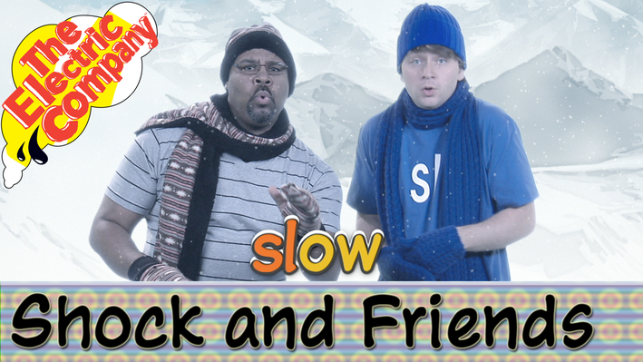 Shock & Friends Phonics Rap: S Blends