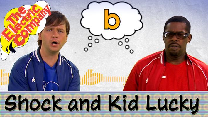 Shock & Kid Lucky Present: B