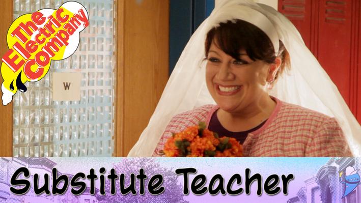 Substitute Teacher - W