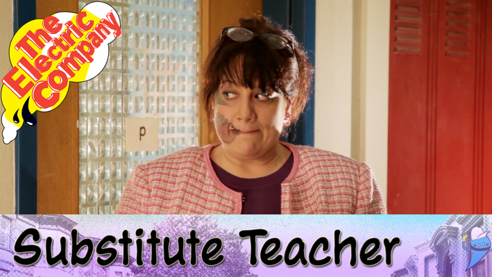 Substitute Teacher - P