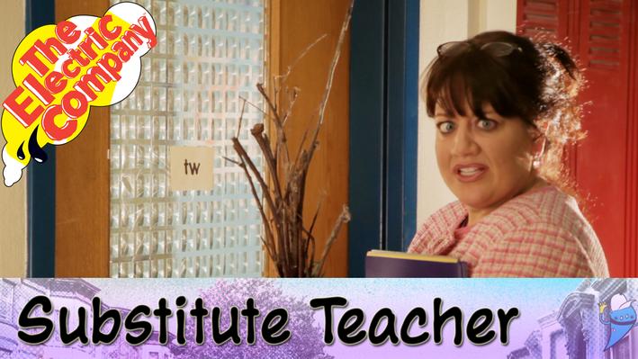Substitute Teacher - TW