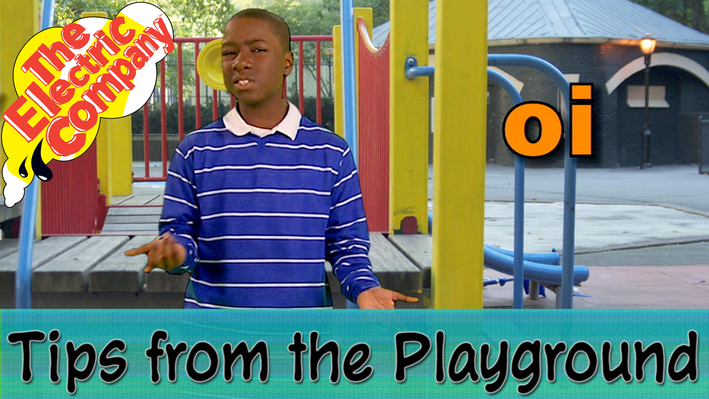 Tips from the Playground: OY/OI
