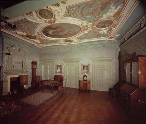 James Gibbs Drawing room from Henrietta Place, c.1728