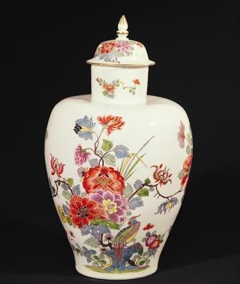 Meissen vase, c.1725