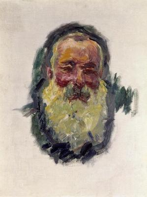 Self Portrait, 1917
