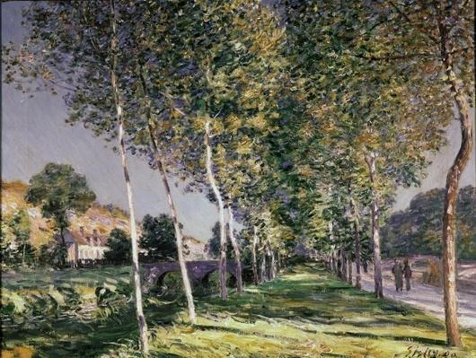 The Walk, 1890