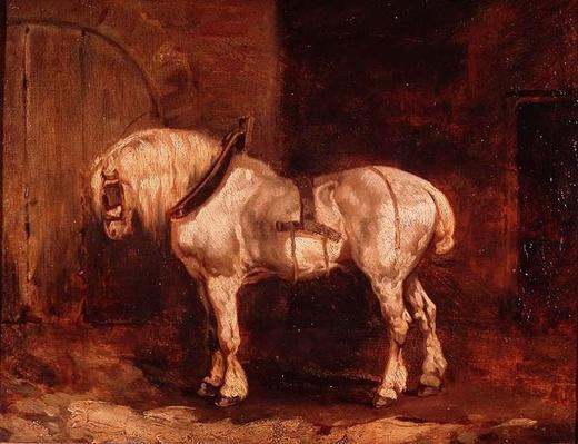 A Cart-Horse