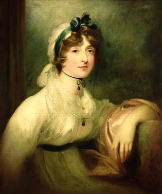 Diana Sturt, later Lady Milner, 1800-05