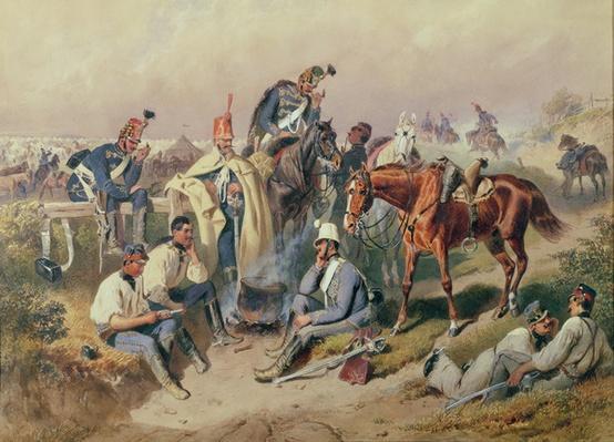 Hussar Encampment