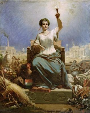 France Illuminating the World
