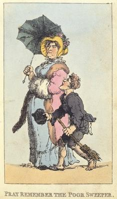 Pray Remember the Poor Sweeper, 1820
