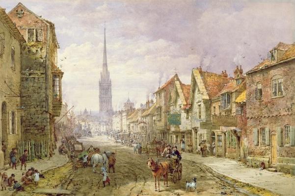 Salisbury, c.1870