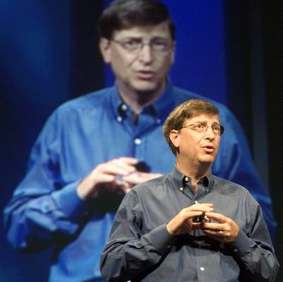 Bill Gates Addresses Consumer Electronics Show | History of the Computer