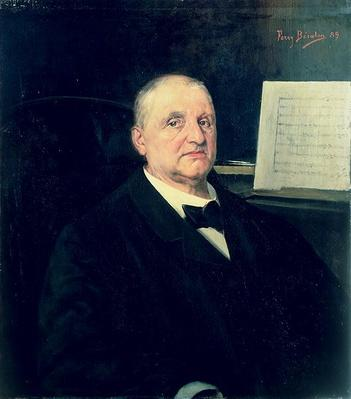 Anton Bruckner, 1889