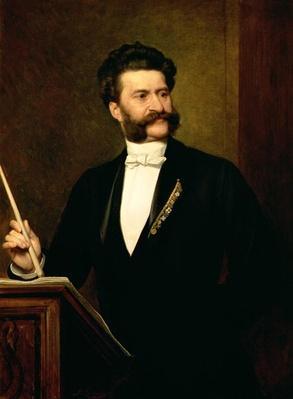 Johann Strauss the Younger, 1888
