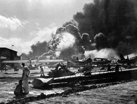 The Attack 1941 On Pearl Harbor | World War II